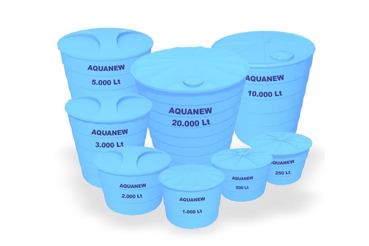 Caixas d 39 gua aqua new ind stria e com rcio de for Piscina 10000 litros